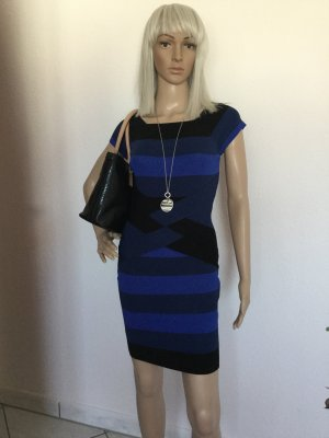 Damen Mini-Kleid in Strick-Optik von Morgan Gr.S