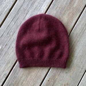 Damen Mütze, Mohairstrick, neu