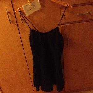 Conjunto de lencería negro poliamida