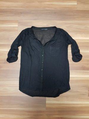 Damen Oberteil Bluse in schwarz Gr. 34 von Atmosphere