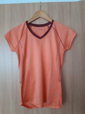 Crivit Sports Shirt neon orange