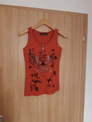Arizona Camicia fantasia rosso