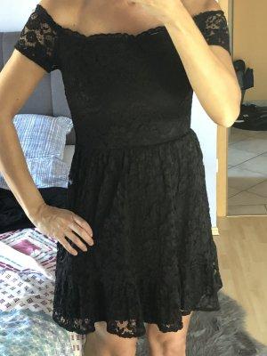 Orsay Off-The-Shoulder Dress black
