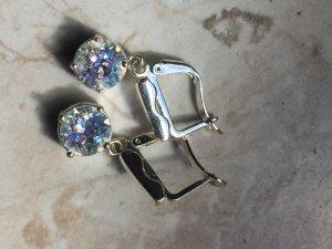 Damen Ohrringe echt Silber