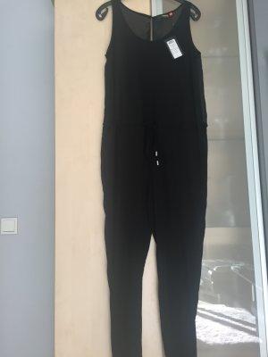 Damen Only Jumpsuit schwarz Gr S 36 Neu mit Etikett