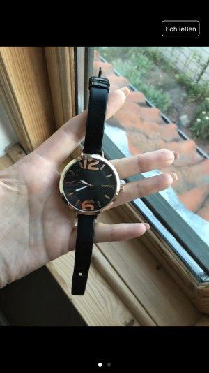 Oozoo Reloj negro