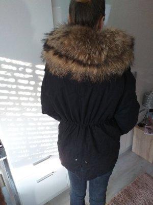 Parka black-light brown