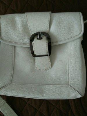 Picard Shoulder Bag white leather