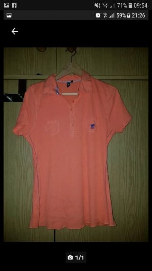 Damen Polo T-Shirt