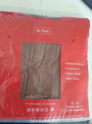 Damen Premium Feinstrumpfhosen 3er Pack