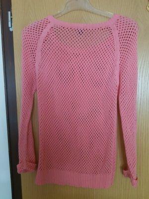 Esmara Crochet Sweater pink