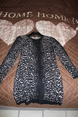 Polo Dress black-grey brown