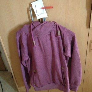 Sublevel Jersey con capucha lila Poliéster