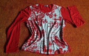 Damen Pullover mit Pailletten Verzierung Gr.38 in Mehrfarbig von HAUBER NW