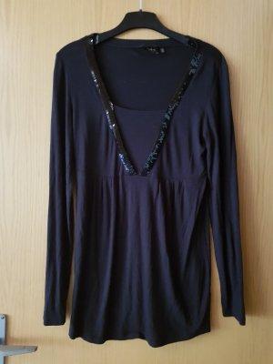 damen pullover schwarz