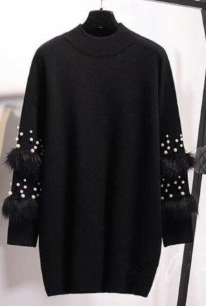 Jersey de lana negro