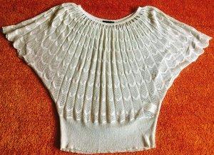 Damen Pullover Strick gemustert Gr.40 von Blind Date NW