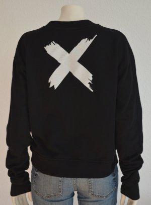#Damen #Pullover #Tigha #Schwarz #Weiß #Größe #Xl