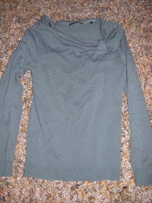 Damen Pullover von ZERO in Petrol, Gr. XS