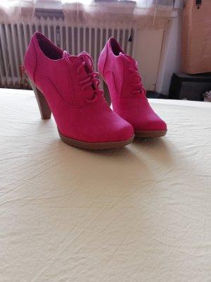 Damen Pumps Pink Gr 40