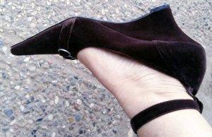 Damen Pumps Schuhe Keilabsatz Größe 40 wie neu