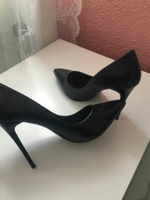 Damen pumps schwarz .