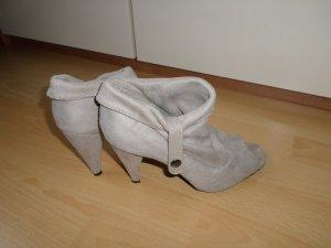 Damen Pumps Zehenfreie Schuhe Größe 39