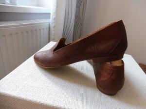 Damen Ravalle Braun Schuhe