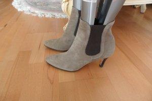 Damen Riccardo Cartillone Stiefelette beige DE 41
