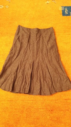 Nienhaus Woman Crash Skirt brown