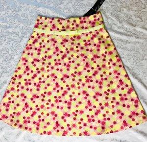 lior m. Asymmetry Skirt multicolored