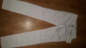 Damen Röhren Jeans / Destroyed Look Gr. 36