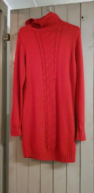 Damen Rollkragen long Pullover