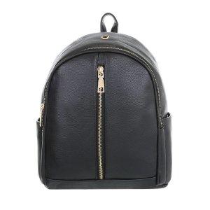 Carrito de mochila negro Sintético