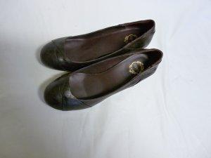 Esprit Mary Jane pumps bruin