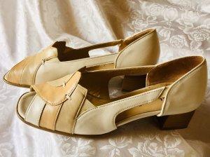 Damen Schuh, Sandalen von Gabor, Größe 40, guter Zustand, Absatz 4cm, Leder