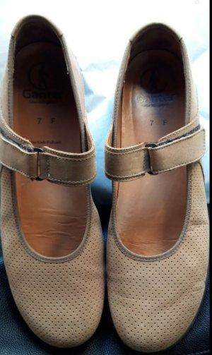 Ganter Comfortabele sandalen beige
