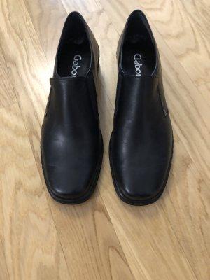 Damen Schuhe Gabor schwarz neuwertig