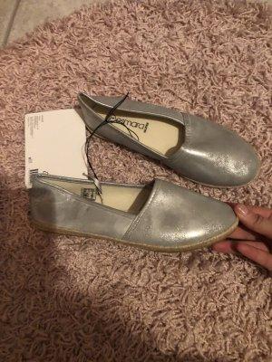 Esmara Sabots light grey-silver-colored
