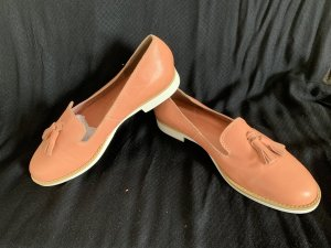 Damen Schuhe / loafers leather shoes