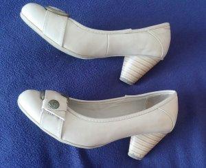 Damen Schuhe Pumps im eleganten Design Gr.39 in Beige von Jane Klain