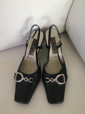 Damen Schuhe Sandaletten Gr 37 Janet D