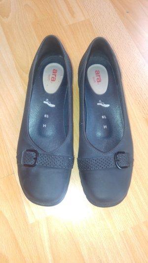 Damen Schuhe von ARA soft in der Gr.40 H aus Leder