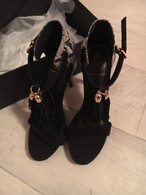Kurt Geiger Zapatos formales negro-blanco