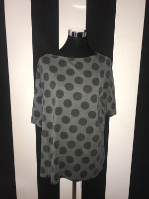 Camisa gris oscuro-gris antracita