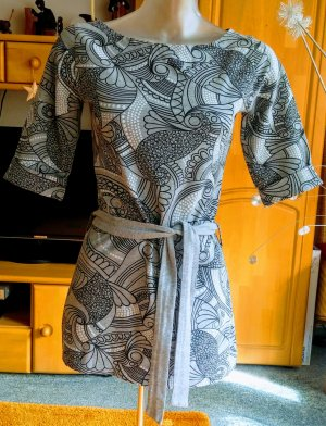 Damen Shirt gemustert Tunika Gr.36 von Blind Date Women NW