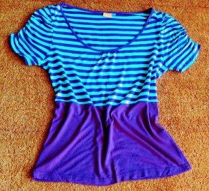 Damen Shirt gestreift sommerlich Gr.L von Infinity Women