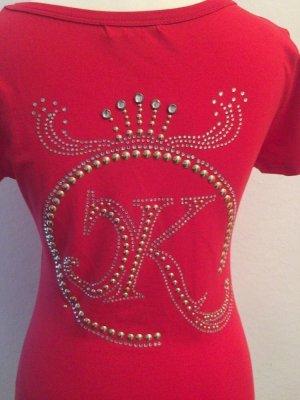 Damen shirt gr.34 in rot
