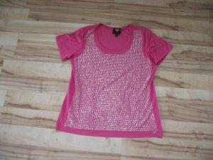 Damen Shirt, Sarah Kern, pink, Gr.46, Neu (56-BHB)