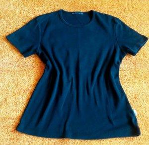Damen Shirt schlicht Stretch Gr.S in Schwarz von Esprit